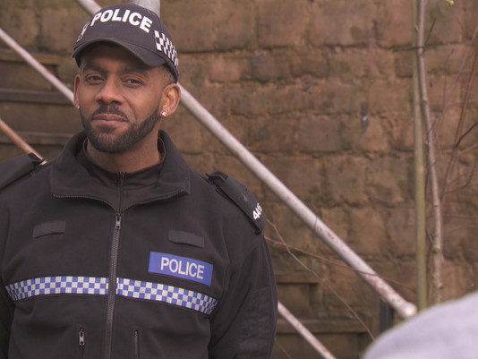 Heist goes wrong in Hollyoaks as Maxine is caught in the crossfire and Felix takes revenge