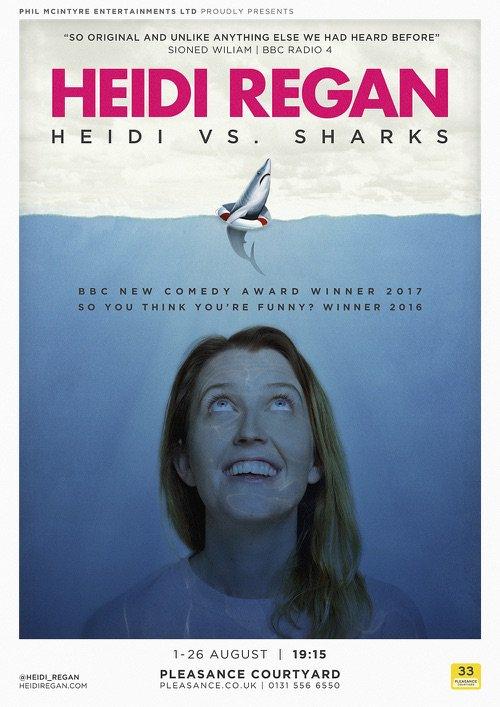 Heidi Regan Poster 2018