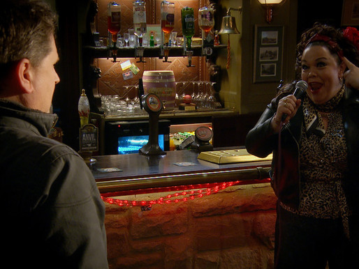 Mandy kicks Paul out in Emmerdale after his secret is revealed