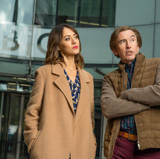 FIRST LOOK This Time with Alan Partridge 2