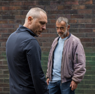 Kevin's fears for Abi grow as he bumps into Seb's dad in Corrie