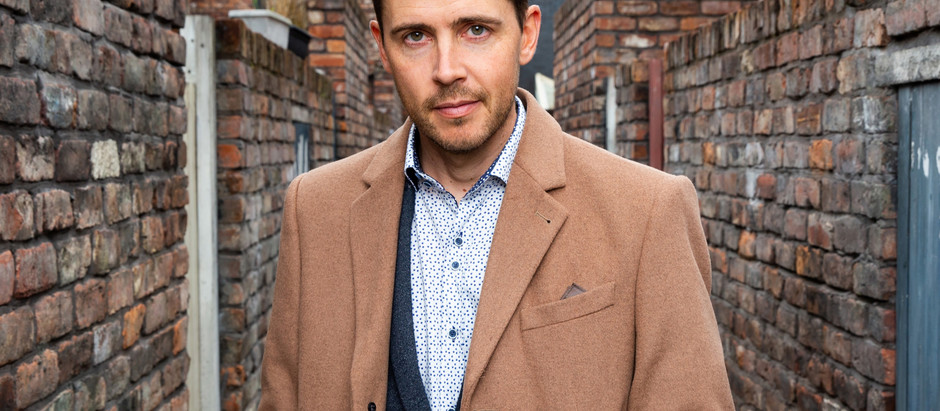 Todd manages to hold on to his job in Corrie despite upsetting clients