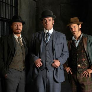 I TALK Ripper Street (Series 2)