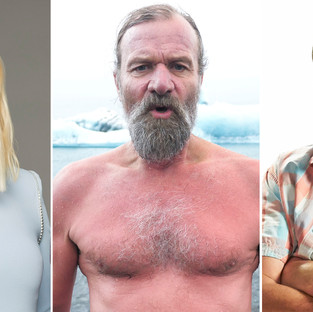 Holly Willoughby and Lee Mack to host Wim Hof's Superstar Survival for BBC One