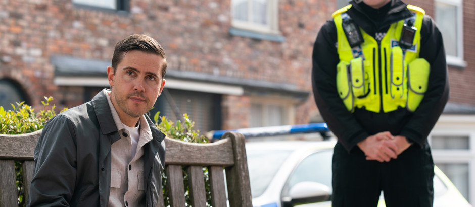 Todd is arrested as his true colours are played out for all to see in Corrie