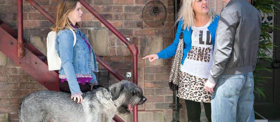 CORRIE SPOILERS Beth accuses Kirk of having an affair