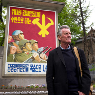 Michael Palin to Host Exclusive Preview & Q&A at the Edinburgh Television Festival