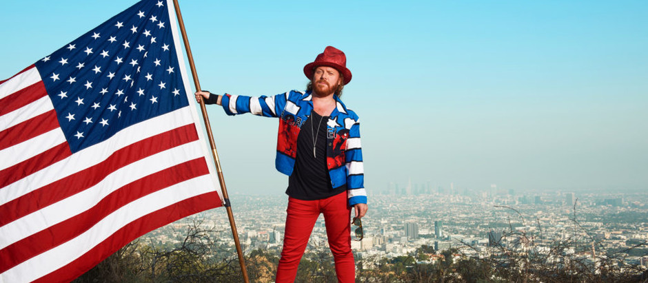 Keith Lemon Heads Stateside for New ITV2 Show