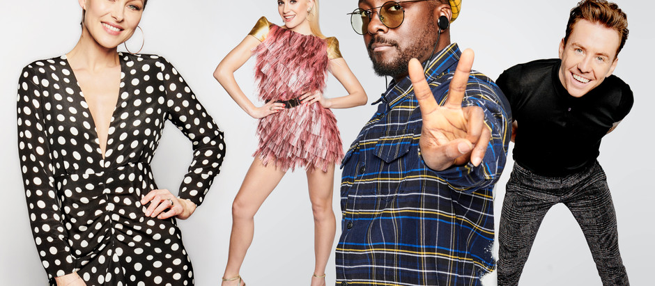 I TALK TO Emma Willis, Pixie Lott, Will.i.am and Danny Jones
