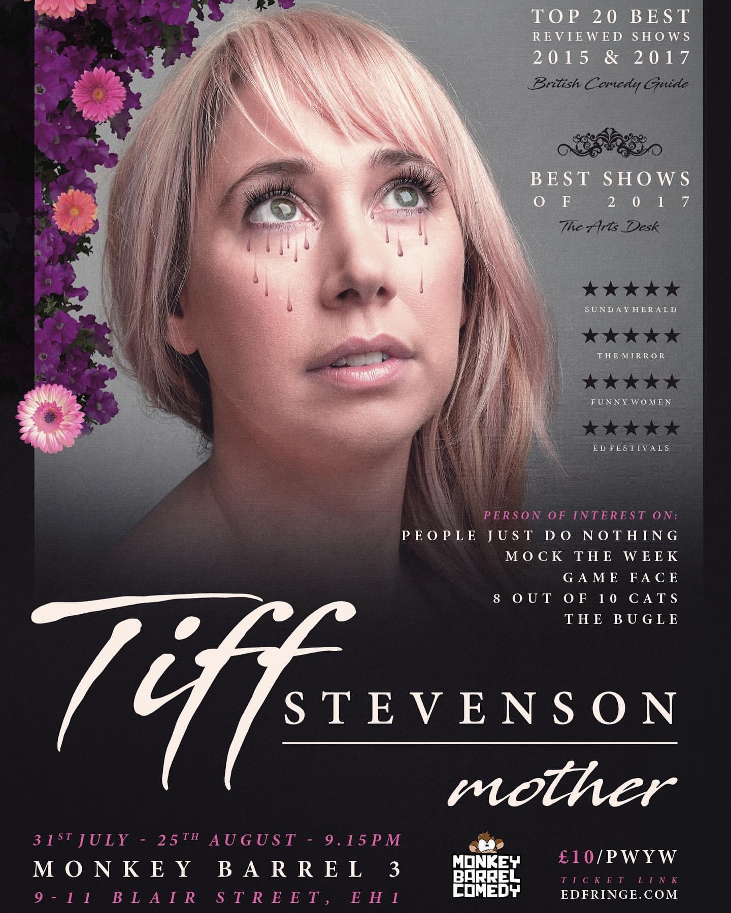 Tiff Stevenson