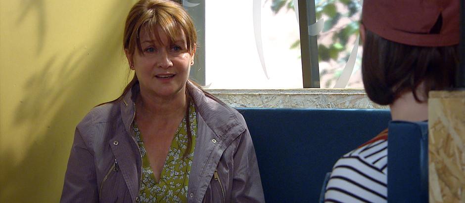 Wendy reveals Luke's truth to Victoria in Emmerdale