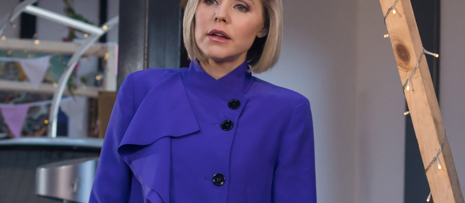 Cindy is shocked by discovery amongst Sue's belongings in Hollyoaks