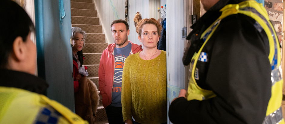 CORRIE SPOILERS Hope disappears, Bethany considers her future, Tim's wife arrives unannounced + more