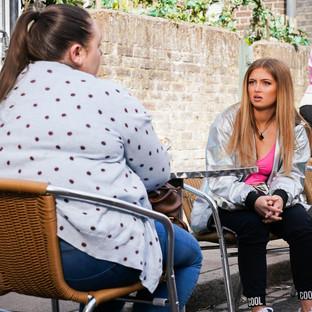 Tiffany's insecurities grow as Keegan wins big award in EastEnders
