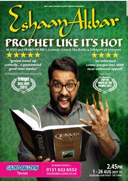 Eshaan Akbar Poster 2018