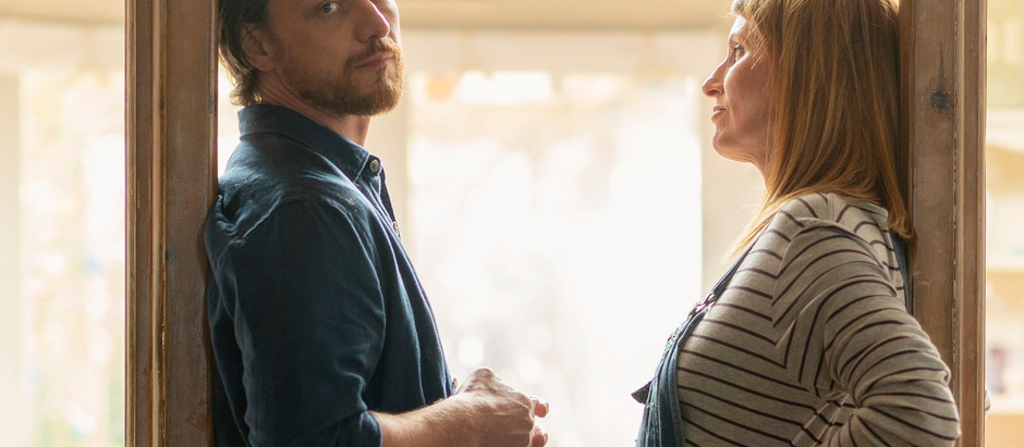 James McAvoy & Sharon Horgan to star in new BBC2 film, Together