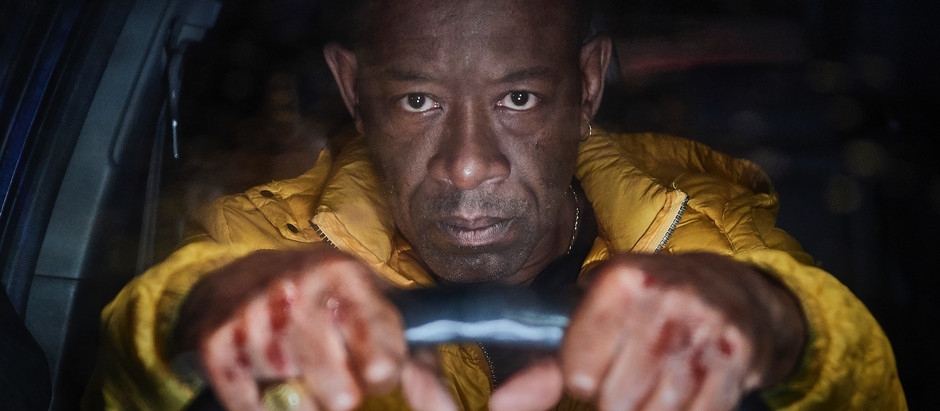 FIRST LOOK Lennie James in Save Me Too