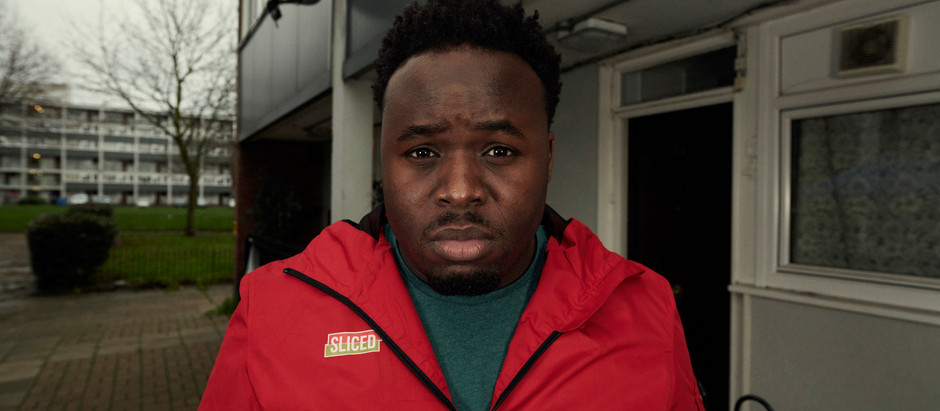 Samson Kayo's comedy Sliced returning for a second helping on Dave