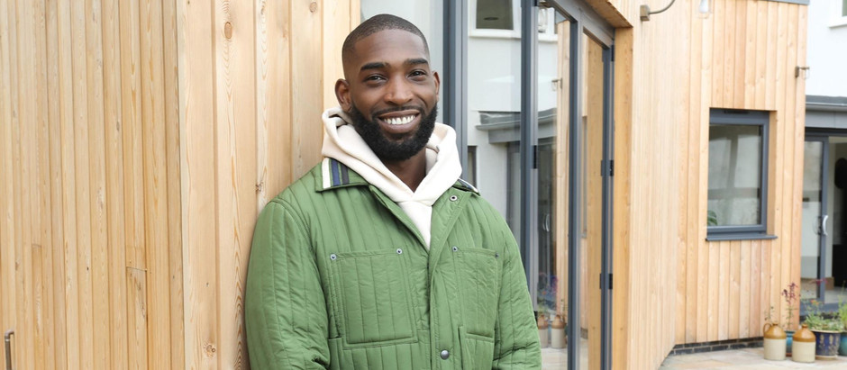 Tinie Tempah to front new Channel 4 property series, Outrageous Extensions