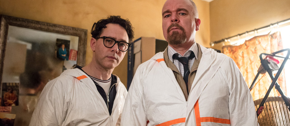 Guest Stars Revealed for Series 4 of Inside No.9