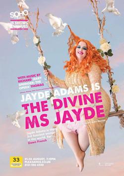 Jayde Adams Poster 2018