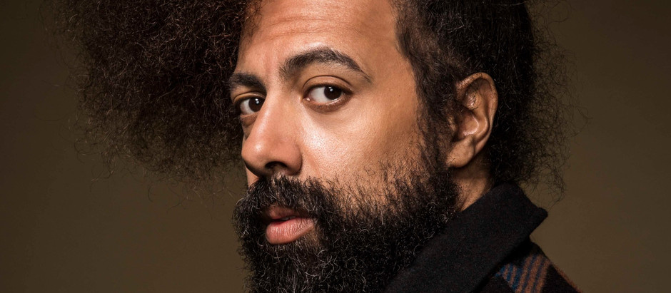 The Late Late Show's Reggie Watts coming to the UK