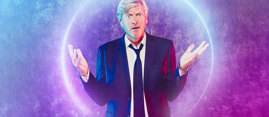 Richard Madeley to take part in The Circle