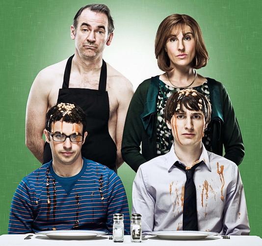 I TALK Friday Night Dinner (Series 2)