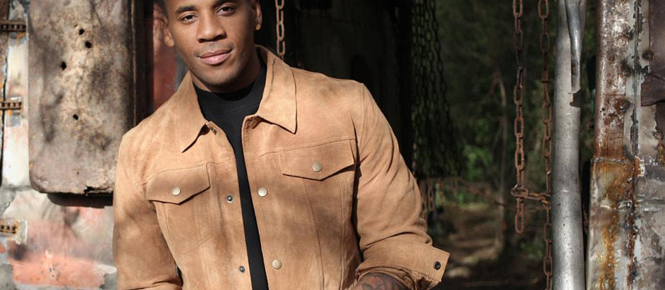 I TALK TO Reggie Yates