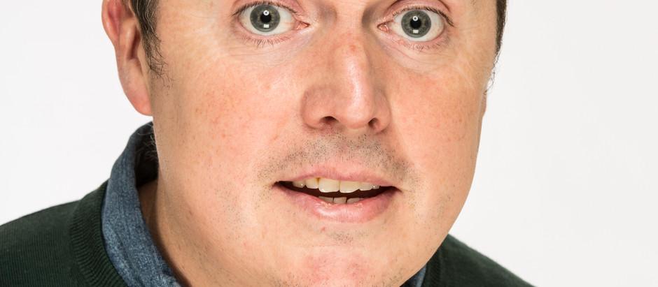 I TALK TO: Paul McCaffrey