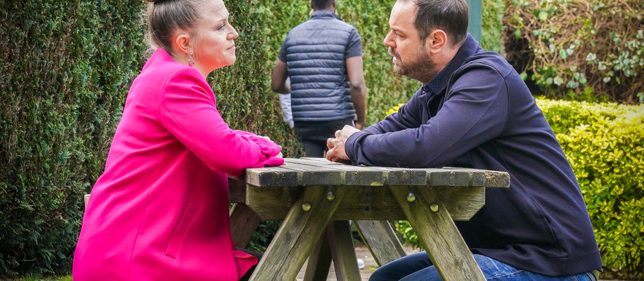 Linda comes to a difficult decision about the baby, despite Mick's assurances in EastEnders