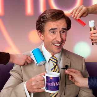 I TALK This Time with Alan Partridge