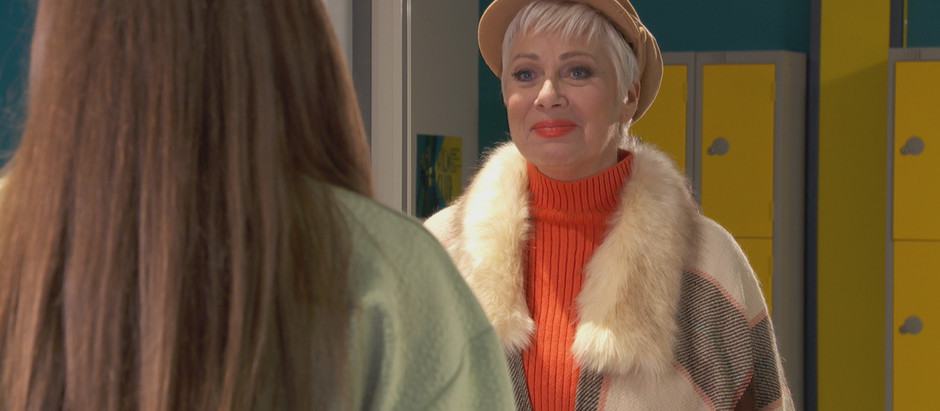 Maxine reaches boiling point as she struggles to win her mother's approval in Hollyoaks