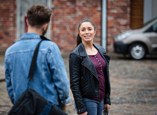 End of an era as David puts No.8 up for sale in Corrie after sinkhole drama proves too costly to fix