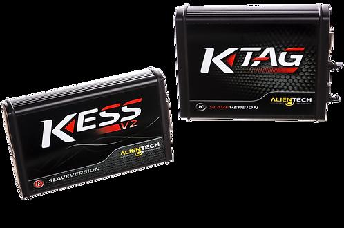 Alientech Kess V2 & K-Tag Remap Tools