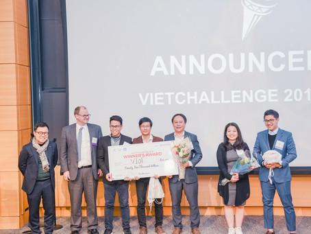 Kết quả chung kết toàn cầu VietChallenge 2018