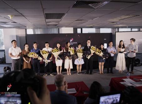 Chung kết toàn quốc cuộc thi Khởi nghiệp toàn cầu VietChallenge 2019