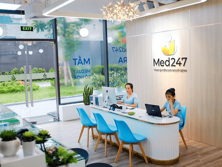 Med247 and the innovative patient-first medical method for the Vietnamese population