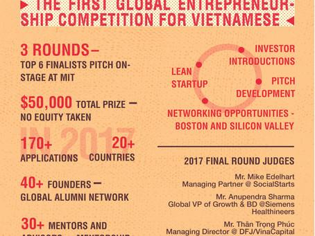 Cuộc Thi VietChallenge Khởi Động Và Nhận Hồ Sơ Cho Mùa Giải 2018