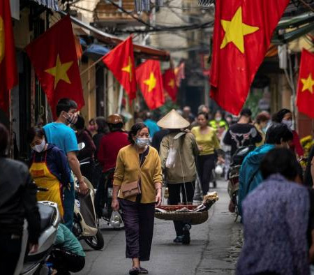 Vietnam prepares for supply chain shift from China