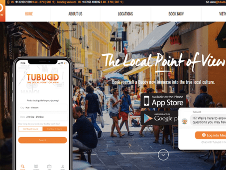 Tubudd - Your local buddy while traveling
