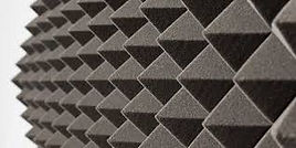 home audio and cinema sound absorbtion