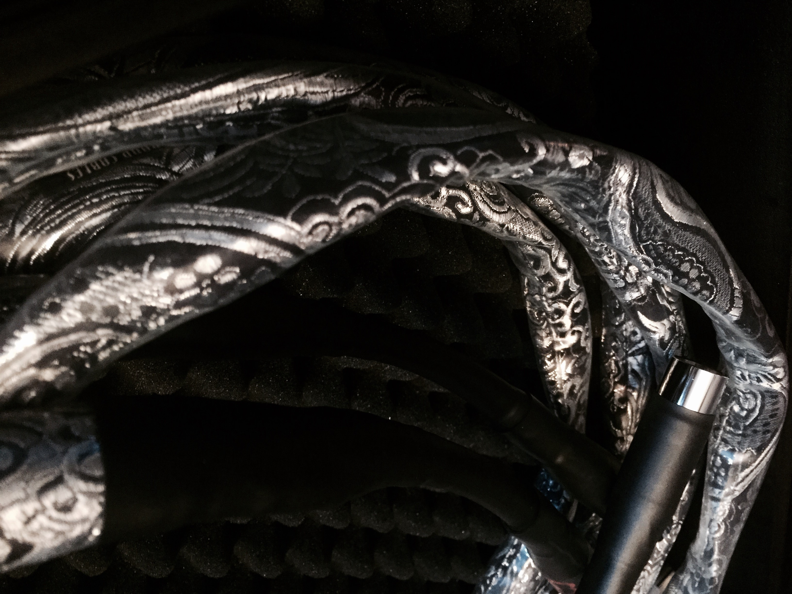 SCI Beethoven black silver