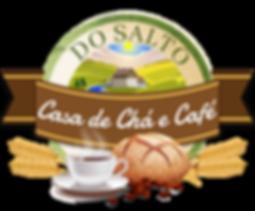 Logotipo Casa de chá e café DoSalto