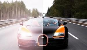 Cómo filtran la luz los lentes polarizados