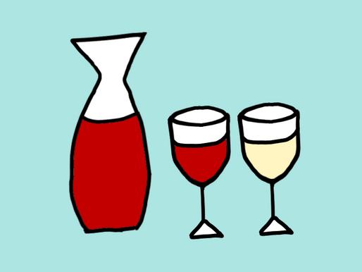 よりワインを楽しむためのワインと空気の関係