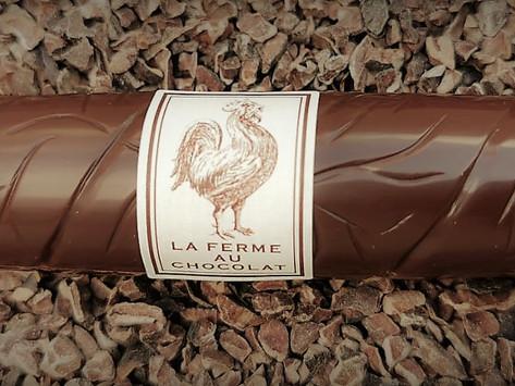 Les Papas sont à l'Honneur à La Ferme au Chocolat