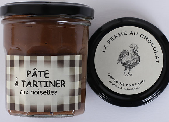 PATE A TARTINER AUX NOISETTES