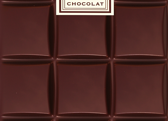 MADAGASCAR 75% NOIR   (Cru St Pierre vieux cacaoyers.)