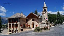 ENCHASTRAYES (lous Enchastraiencs) Vallée de l'Ubaye